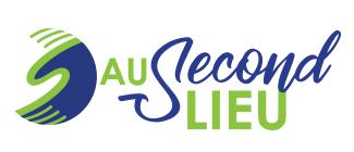 Au second lieu Logo